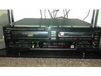 Pioneer cd recorder player