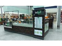 Beleaf Juice Bar The Liberty Centre Bar Staff Needed