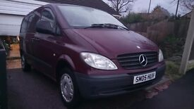 Really clean Van just had over £1500 spent on it loads of new parts, tyres, brakes, injectors ect