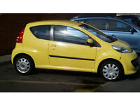 For Sale Peugeot 107 year 2006