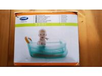 Inflatable bath JANE