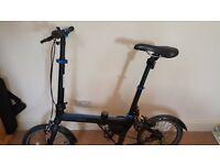 "2016 Dahon Jifo 16"" Folding Bike - (US Brompton)"