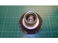 Vintage Schneider Kreuznach Componon 5.6/105mm Enlarging Macro Lens & Mounting Plate