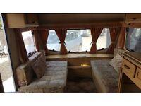 4 Birth Lunar touring single axle caravan for sale