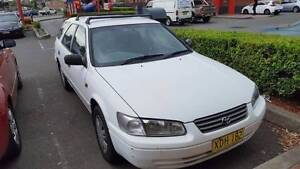 2000 Toyota Camry Wagon Wollstonecraft North Sydney Area Preview