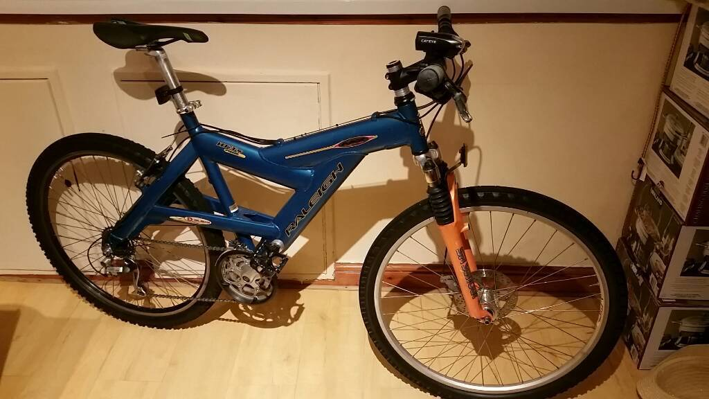 Raleigh Max Lite Ht3 S Mtb Bike For Repair Or Spare In