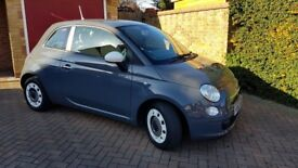 Fiat 500 colour therapy Very low mileage