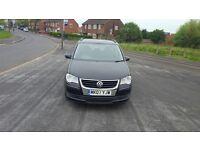 VOLGWAGEN TOURAN 1.9 tdi 7 SEATER 2007 VW 6 Speed
