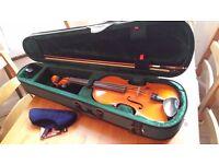 Westbury violin outfit