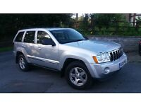 Jeep Grand Cherokee 3.0L CRD Limited