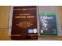 Fallout 4 with survival guide