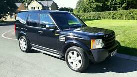 LAND ROVER DISCOVEREY 3 GS AUTO