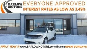 2006 Nissan Murano SL (APPLY NOW DRIVE NOW)