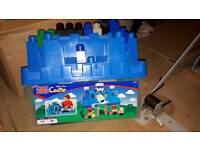 Mega bloks castle