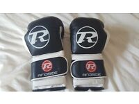 Never worn Ringside boxing gloves