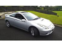 Toyota Celica VVTI Premium '04 - MOT July'17