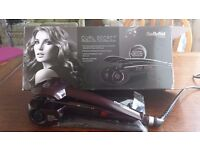 BABYLIS CURL SECRET used with box and instructions leaflet