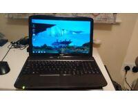 laptop acer aspire 5735