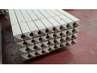 🌟 Manufactured On Site High Quality Concrete Fence Posts