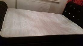 Small double mattress