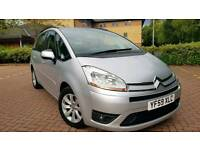 *59 PLATE C4 GRAND PICASSO 7 SEATS*AUTO*VTR+ HDI*FSH*TOP OF THE RANGE*1.6D*