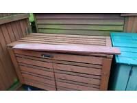 Hardwood Mahogany mantle