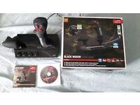 Speedlink Black Widow SL-6640-SBK