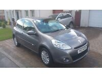 2010 RENAULT CLIO 1.2, ONLY 50K, JUST SERVICED FOR SALE, EXCELLENT CONDITION!