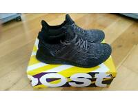 Brand New Black Heather Ultra Boost 3.0 Size 11 UK- Sold Out