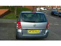 Car Vauxhall Zafira very good condition