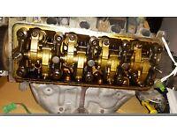 Citroen c2 1.1 tu1jp engine 52k with exhaust manifold and lambda sensor