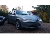 Alfa Romeo 147 Lusso 1.9 JTDM 16v 150 (high spec) Great leather seats with lumbar/Cruise Control etc