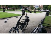 Dahon Vybe C7A Folding Bike for sale..(bought new in June 2016)