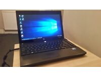 HP ProBook i3 4 GB Ram 320 GB & Office 2016 laptop