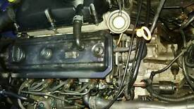 Volkwagon 19 non turbo engine diesel