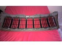 Jeep Grand cherokee front grill, genuine fits WJ/WG models