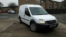 NO VAT Ford transit connect LWB 90 T230 60 plate full service and mot