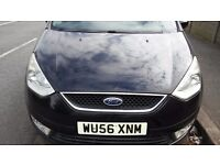 Ford Galaxy diesel 56 reg mpv 7 seater £1650 new galaxy tdci