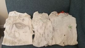 Newborn neutral clothes