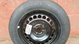 4 stud brand new Vauxhall wheel and tyre