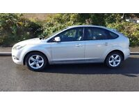 Ford Focus Zetec TDCi. Diesel, Manual, 5 Speed, 5 Door, Hatchback.