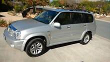 2005 Suzuki XL-7 Wagon Conder Tuggeranong Preview