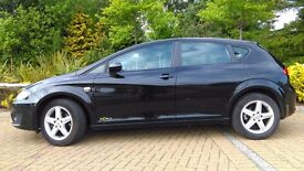 STUNNING EXAMPLE Seat Leon Copa Ecomotive TSi *Bluetooth*Cruise* Size of Audi A3 Volkswagen Golf 1.2