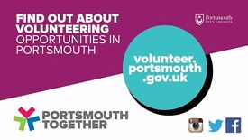 Interested in volunteering ? We have 100's volunteer opportunities for charities in Portsmouth