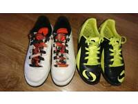 Kids All Weather Football Boots Size 13
