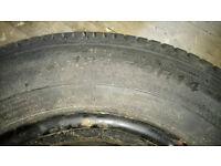 One good tyre