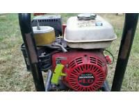 Honda gx120 4hp petrol jet wash 10m lance hose and lance