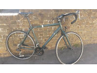 Revolution Cross Commuting / Touring bike - Serviced, many new parts! Size 56cm Large
