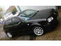 Vw golf gttdi 6 speed 185 bhp