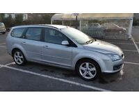 Ford Focus Estate (2lt petrol automatic)